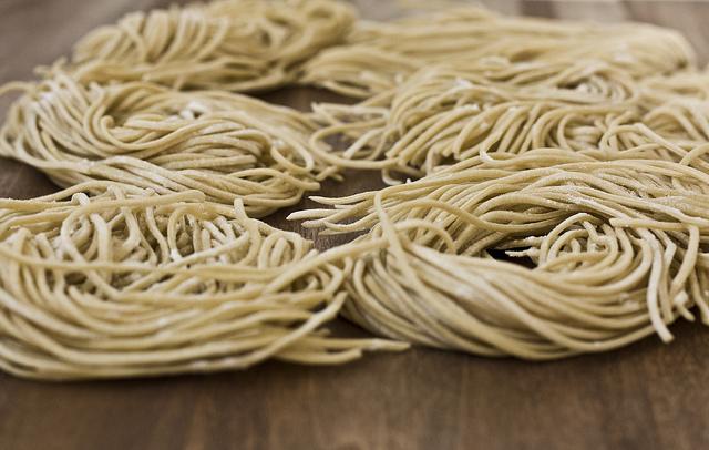 Spaghetti con BIG MAMA