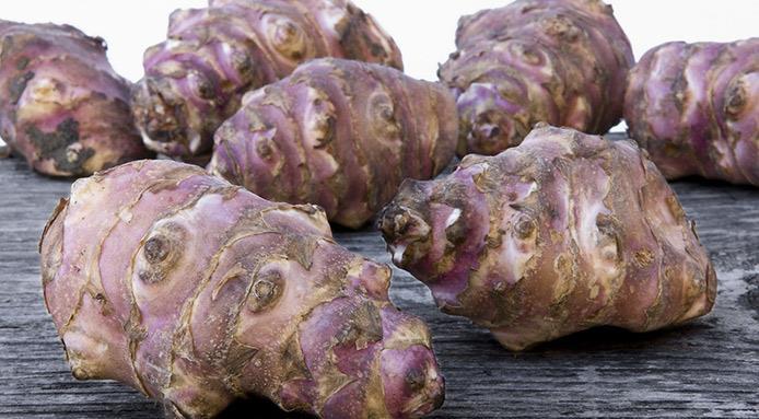 cavatelli al topinambur antiossidante